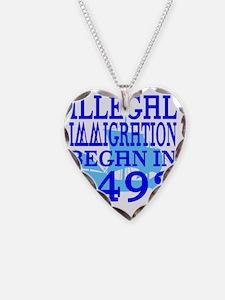 1492-blue-bb-blue Necklace