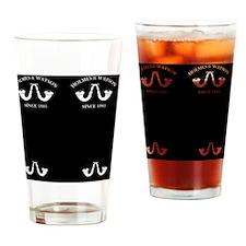holmesandwatsonflip02 Drinking Glass