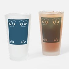 holmesandwatsonflip03 Drinking Glass