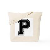 Monogram p Bags & Totes
