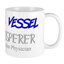 Vascular Physician The Vessel whisperer Mug