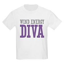 Wind Energy DIVA T-Shirt