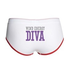 Wind Energy DIVA Women's Boy Brief