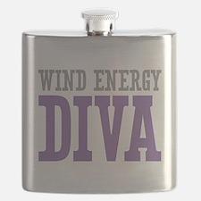 Wind Energy DIVA Flask