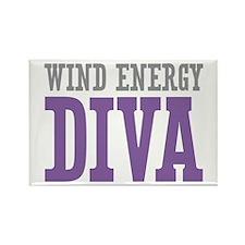 Wind Energy DIVA Rectangle Magnet