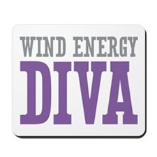 Wind Energy DIVA Mousepad