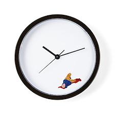 Urn Wall Clock