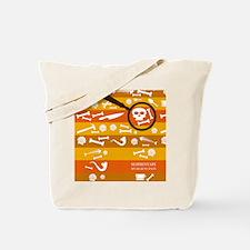 sedimentaryflipflops Tote Bag