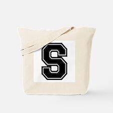 S Tote Bag