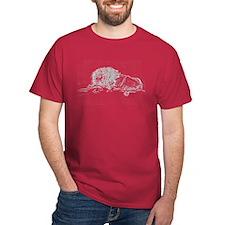 Lion Sketch T-Shirt