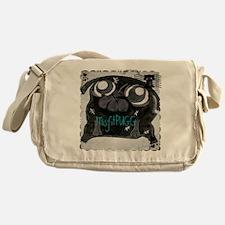 MisfitPUGGstamp Messenger Bag