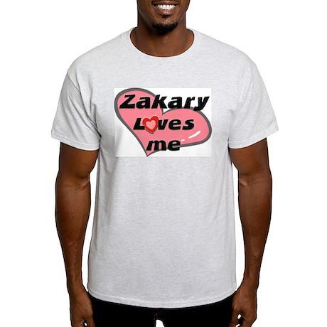 zakary loves me Light T-Shirt