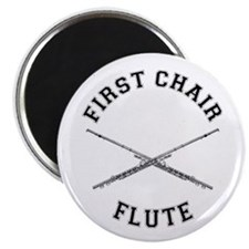 First Chair Flute Magnet