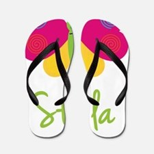 Stella-the-butterfly Flip Flops