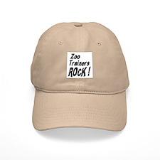 Zoo Trainers Rock ! Baseball Cap