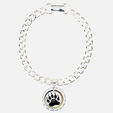 Bear Paw In Pride Circle Bracelet