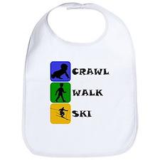 Crawl Walk Ski Bib
