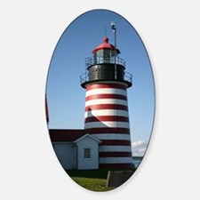 West Quoddy keychain Decal