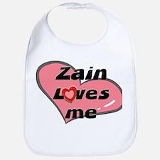 zain loves me  Bib