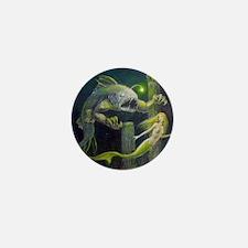 Dscn2350 fishy landscape Mini Button