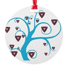 Triangle Tree Ornament