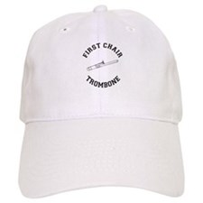 First Chair Trombone Baseball Cap