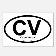 cv_capeverde Postcards (Package of 8)