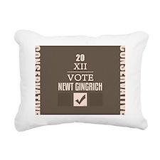 nov_vote_conservative_ng Rectangular Canvas Pillow