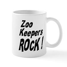 Zoo Keepers Rock ! Mug