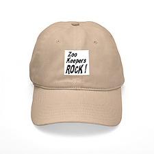 Zoo Keepers Rock ! Baseball Cap
