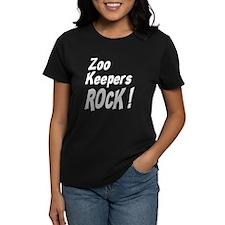 Zoo Keepers Rock ! Tee
