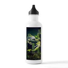 Dscn2351 fishy portrai Water Bottle