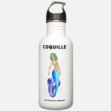 COQUILLE_JOURNAL Water Bottle