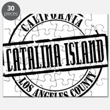 Catalina Island Title W Puzzle
