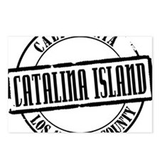 Catalina Island Title W Postcards (Package of 8)
