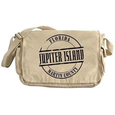 Jupiter Island Title W Messenger Bag
