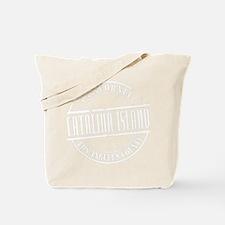 Catalina Island Title B Tote Bag