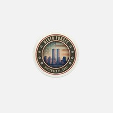 july11_never_forget_2 Mini Button