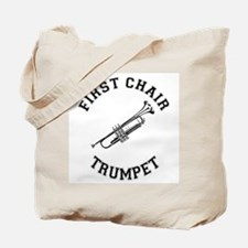 First Chair Trumpet Tote Bag