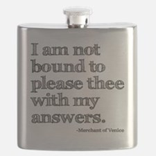 please answers Flask