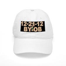 2012 dec BYOBddbutton Baseball Cap