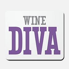 Wine DIVA Mousepad