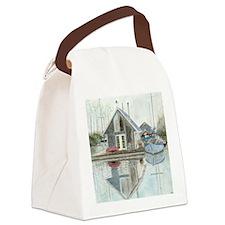 10x10_aFloat-BevKadowArt Canvas Lunch Bag