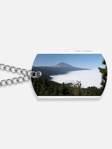 Mt Teide Dog Tags
