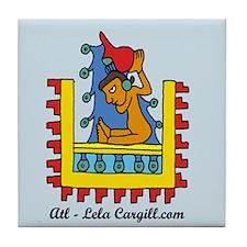 Atl Water Tile Coaster