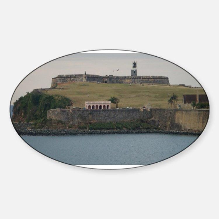 Fort San Felipe Decal