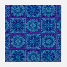 bluequilt Tile Coaster