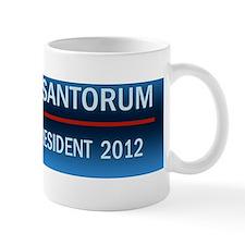 Rick SantorumBumper1 Mug