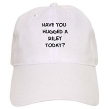 Hugged a Riley Baseball Cap