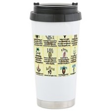 zodiac-poster Travel Mug